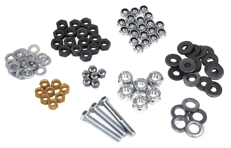 Deluxe Engine Hardware Kit, 8Mm