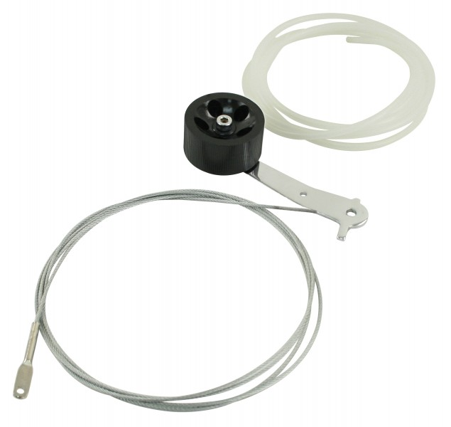 Accelerator Cable Kit W/Pedal
