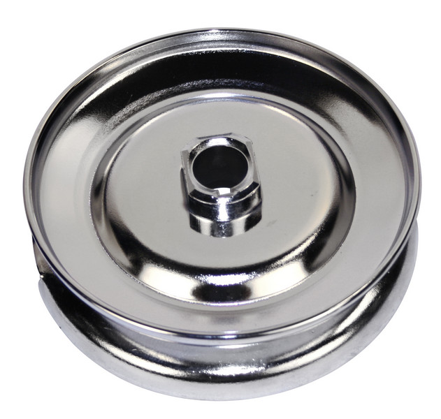 12-Volt Pulley, Chrome