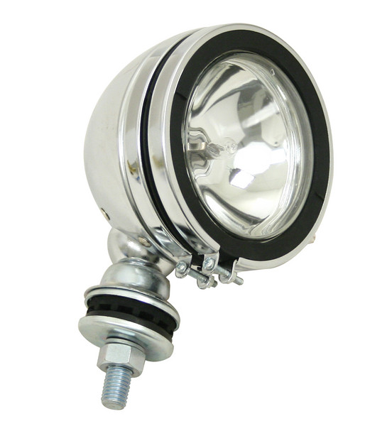 "Chrome Off-Road Light 6"", Each (Boxed)"