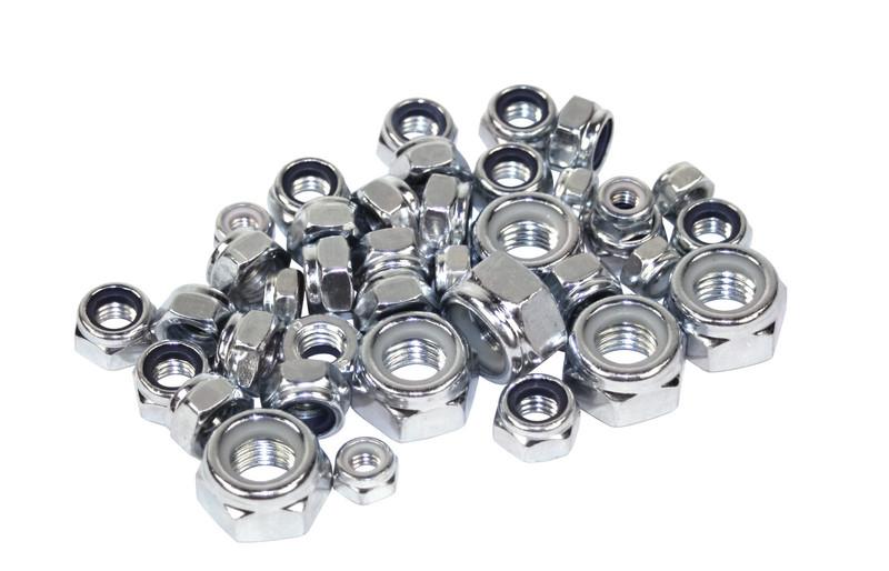 Engine Lock Nut Kit