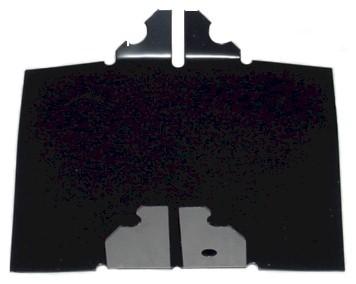 Deflector Plate Air 8Mm, Ea.