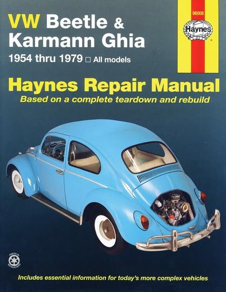 Haynes Manual - All T-I & Kg