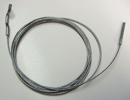 Accelerator Cable 2627Mm 66-71