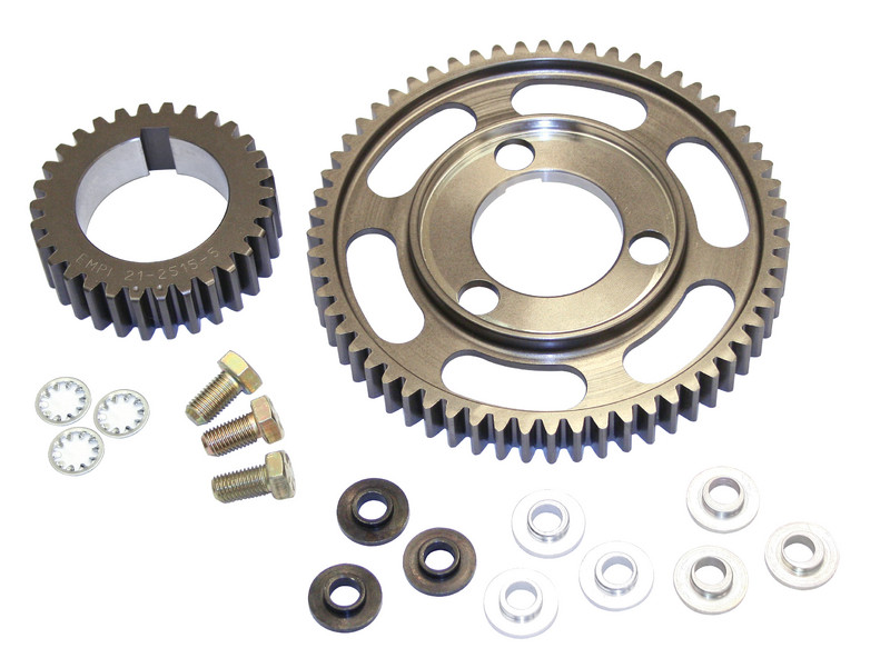 Straight Cut Cam/Crank Gear Set