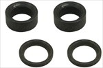Axle Spacers, Swingaxle, Stock Width 4 Pieces