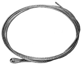 Racing Throttle Cable 11'