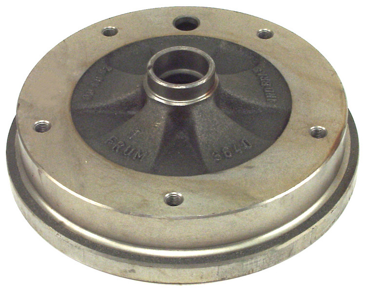 Front Brake Drum, Type 1 66-67