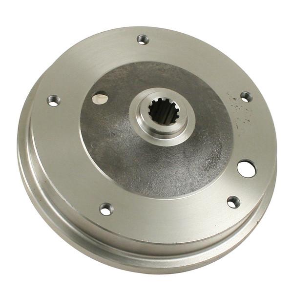Rear Brake Drum, Type 1 58-67, Ghia 58-65