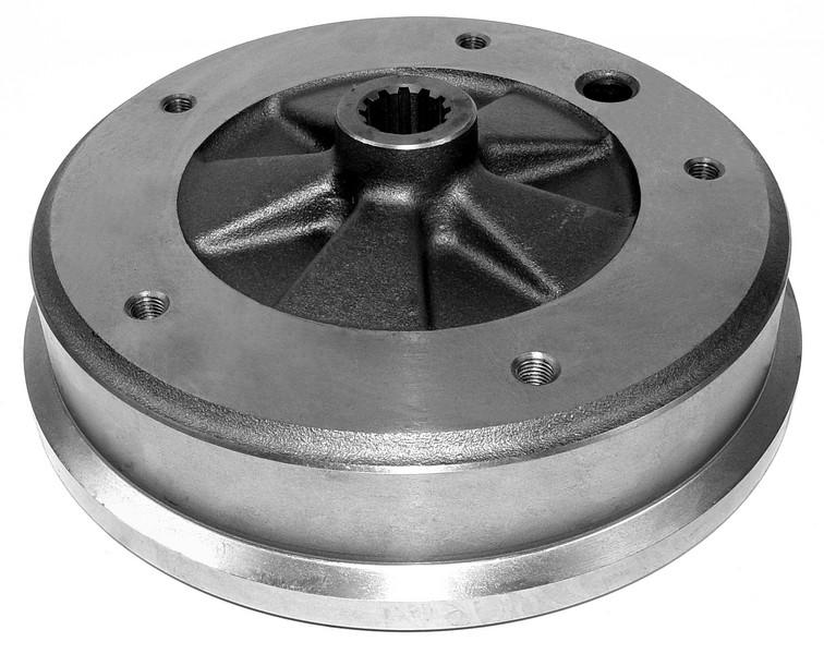 Rear Brake Drum, Type 3 63-65