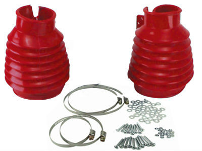 Red Swing Axle Boot