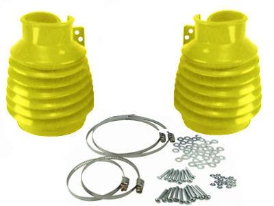 Yellow Swing Axle Boot