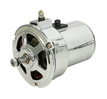 Alternator 60Amp Chrome
