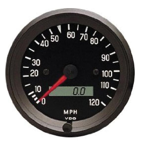 Speedometer, 120 Mph, 3 1/8€