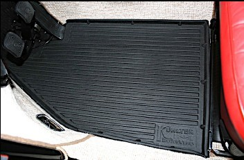 All Weather Floor Liners - 58-71 Beetle (Standard)