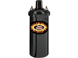 Flame Thrower Coil Black Epoxy