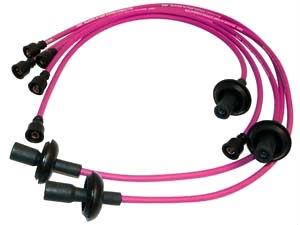 Sparkplug Wires Pink, 7Mm