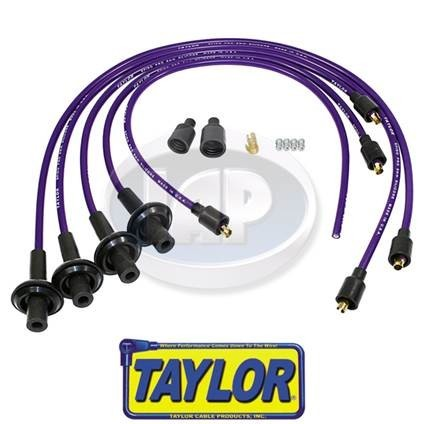 Taylor Sparkplug Wires Purple