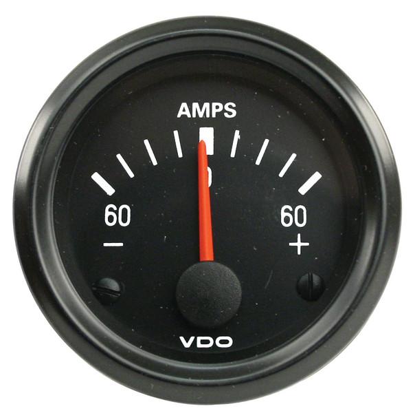Ammeter Gauge, 60 Amp